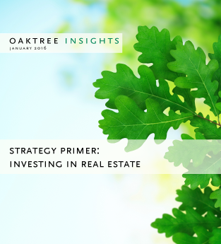 Insights - Investing In Real Estate