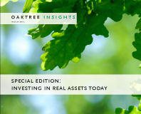 Investing in Real Assets Today