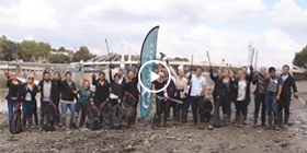 River Thames Clean-up 2016